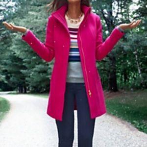 Jackets & Blazers - SALE!! Pink wool pea coat